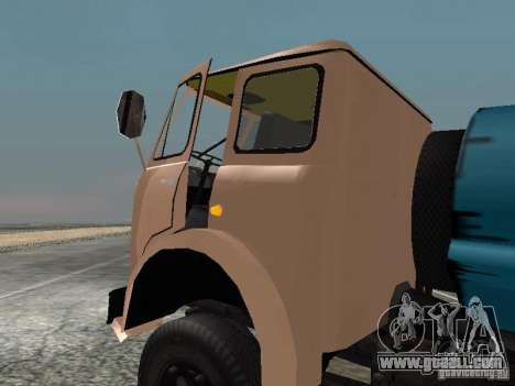 MAZ 503 for GTA San Andreas left view
