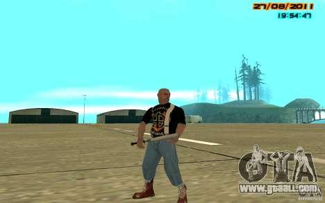 SkinHeads Pack for GTA San Andreas forth screenshot