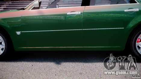 Chrysler 300C SRT8 Tuning for GTA 4 bottom view