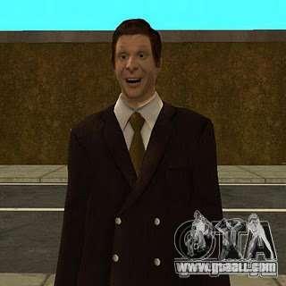 Eduard Hil for GTA San Andreas