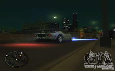 Xenon v4 for GTA San Andreas second screenshot