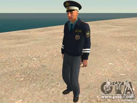 Major DPS for GTA San Andreas ninth screenshot