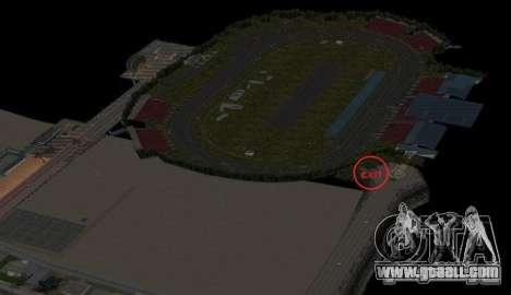 Nascar Rf for GTA San Andreas forth screenshot