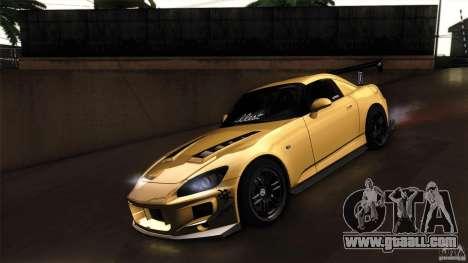 Honda S2000 JDM for GTA San Andreas
