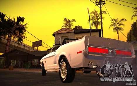 ENBSeries v1.0 By GAZelist for GTA San Andreas third screenshot