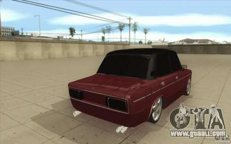 Vaz 2106 Lada for GTA San Andreas side view