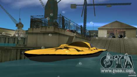 X-87 Offshore Racer for GTA Vice City
