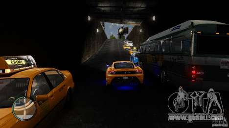 Traffic Load [Final] for GTA 4 third screenshot