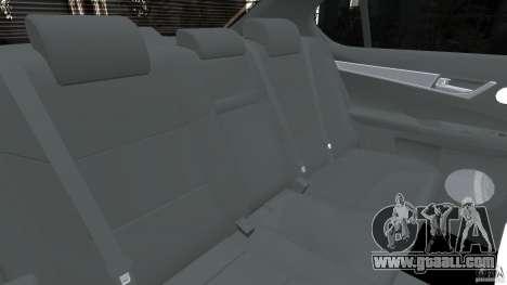 Lexus GS350 2013 v1.0 for GTA 4 side view