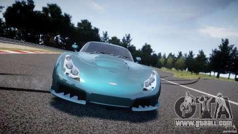 TVR Sagaris for GTA 4