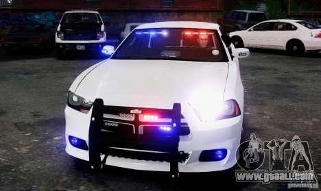 Dodge Charger 2012 Slicktop ELS for GTA 4