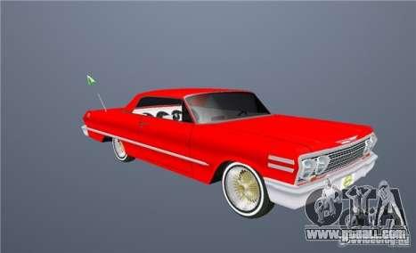 Voodoo for GTA San Andreas interior