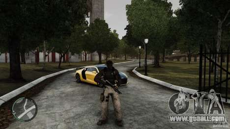 50 Cent for GTA 4