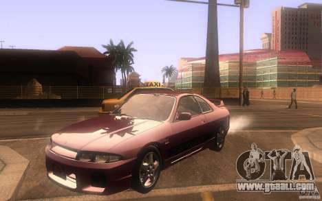 Nissan Skyline R33 GTS25t Stock for GTA San Andreas