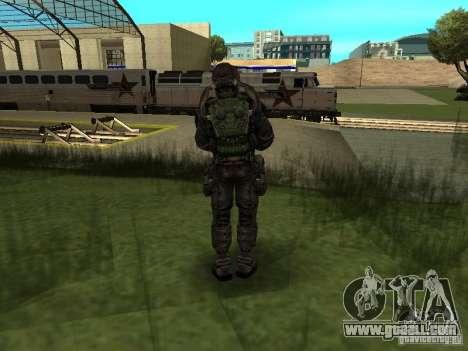 Member considers it in costume for GTA San Andreas second screenshot
