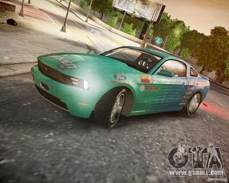 Ford Mustang Falken for GTA 4