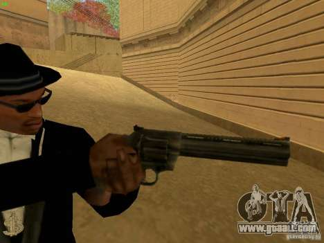 44.Magnum for GTA San Andreas fifth screenshot