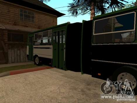 Trailer for IKARUS 280 33 m for GTA San Andreas left view