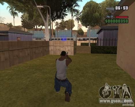 New Pistel TT30 for GTA San Andreas second screenshot