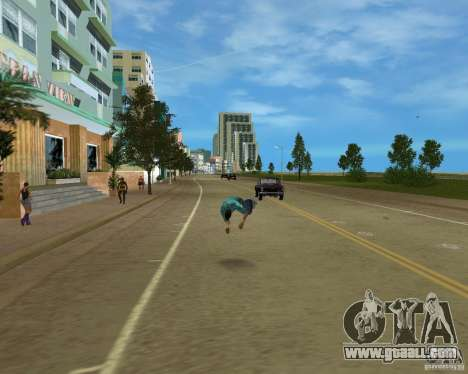 Animation of TLAD for GTA Vice City sixth screenshot