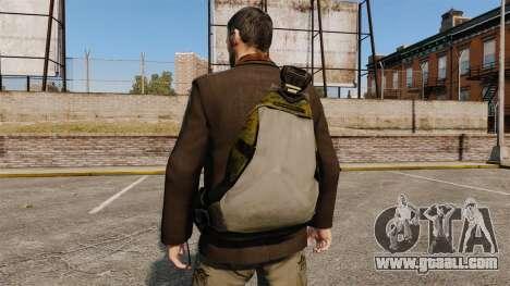 Sam Fisher v7 for GTA 4 fifth screenshot