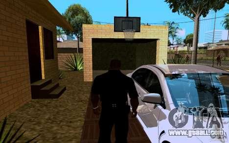 New home Big Robot for GTA San Andreas sixth screenshot
