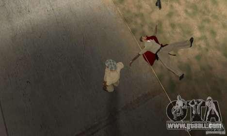 GTA IV Blood for GTA San Andreas second screenshot