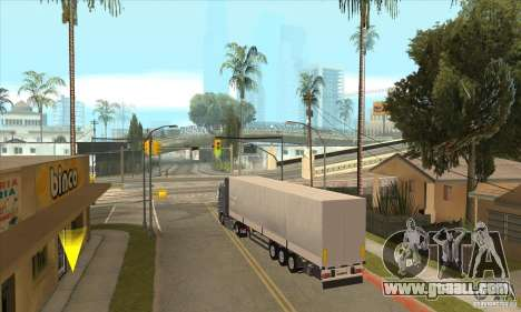 Trailer for GTA San Andreas back view