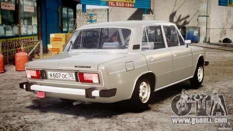 Vaz-21065 1993-2002 v1.0 for GTA 4 side view
