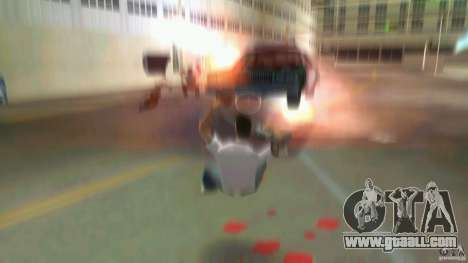 No death mod for GTA Vice City second screenshot