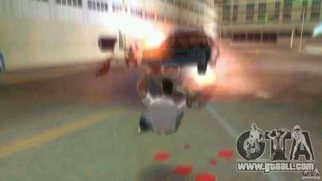 No death mod for GTA Vice City second screenshot