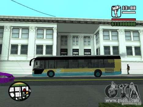 CitySolo 12 for GTA San Andreas back left view