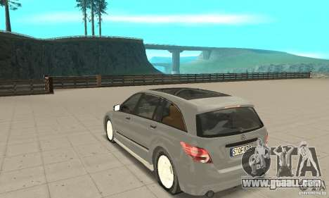 Mercedes-Benz R-Class for GTA San Andreas