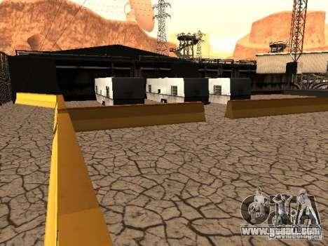 Prison Mod for GTA San Andreas seventh screenshot