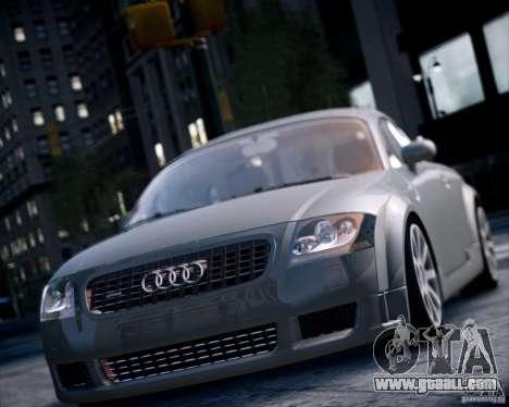 Audi TT 2004 for GTA 4