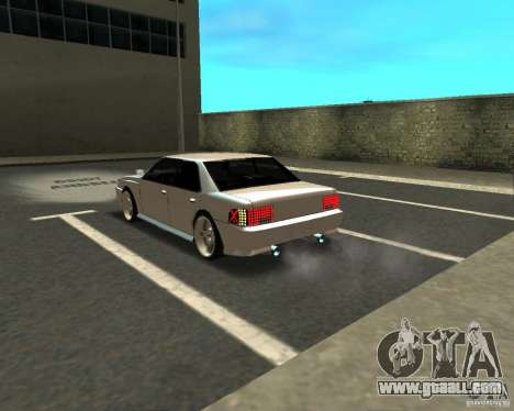Azik Sultan for GTA San Andreas right view
