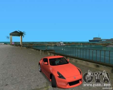Nissan 370Z for GTA Vice City