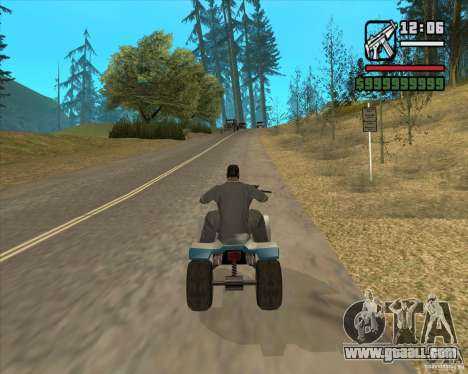House Hunter v3.0 Final for GTA San Andreas seventh screenshot