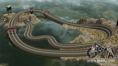 Stunt Speedway Park for GTA 4 sixth screenshot