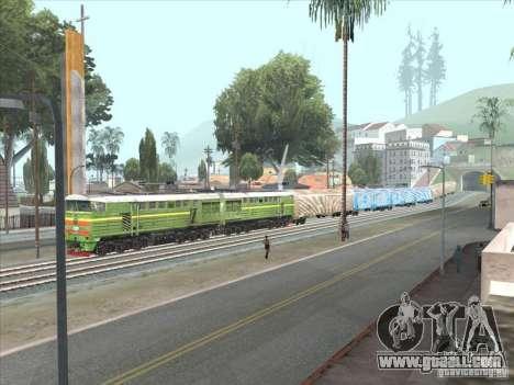 2te10u-0238 for GTA San Andreas left view
