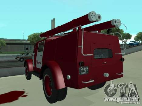 GAZ 51 20 ADC for GTA San Andreas right view