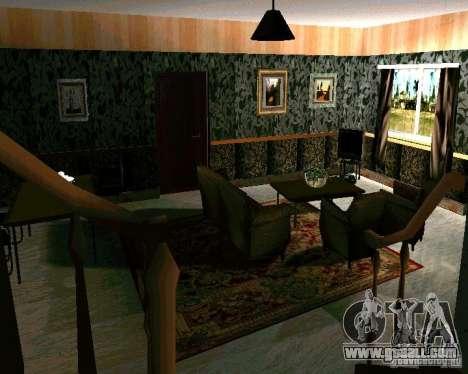 New home CJ v2.0 for GTA San Andreas third screenshot