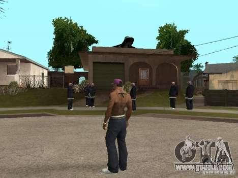 Ballas 4 Life for GTA San Andreas