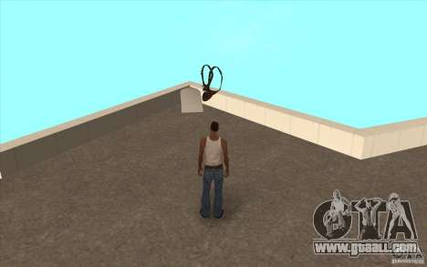 Parachute for GTA San Andreas