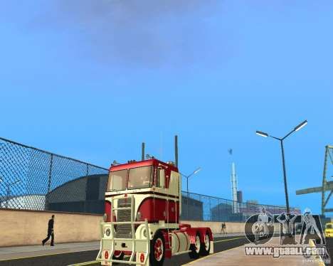Kenworth K100 for GTA San Andreas