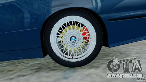 BMW M3 E30 FINAL for GTA 4 back view