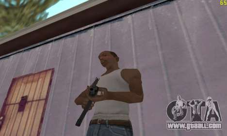 Akms for GTA San Andreas third screenshot