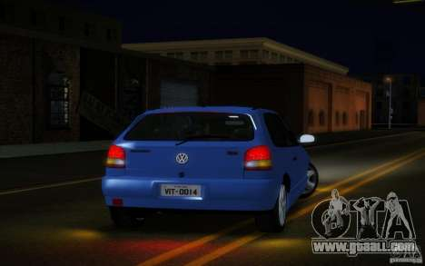 Volkswagen Golf GTI 1996 for GTA San Andreas right view