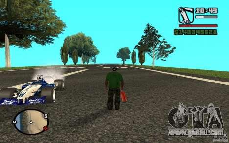 High-speed line for GTA San Andreas third screenshot