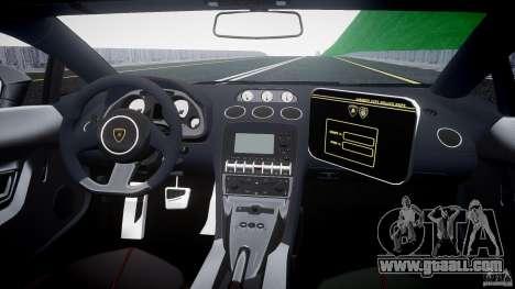 Lamborghini Gallardo LP570-4 Superleggera 2011 for GTA 4 right view